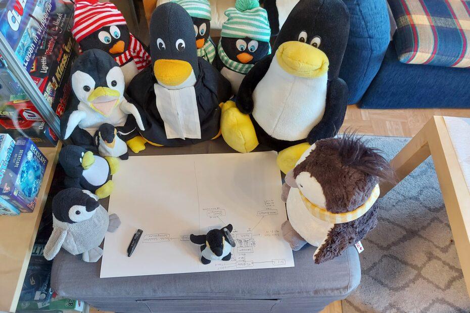Planungsausschuss Netzwerk Pinguin WG